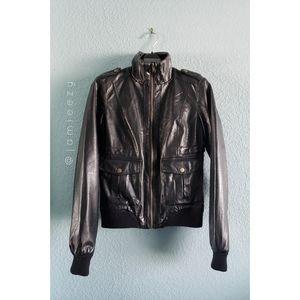 """Jack by BB Dakota """"Clayborne"""" Faux Leather Jacket"""